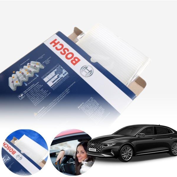 그랜져IG(더뉴)2020 s5583 보쉬 정품 에어컨 히터 필터 KPT-047 cs01079