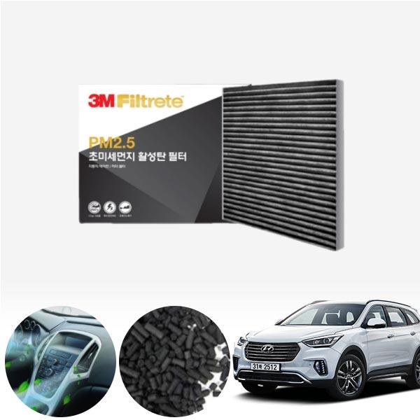 맥스크루즈 6205 3M 활성탄 에어컨필터 KPT-068 cs01051 차량용품