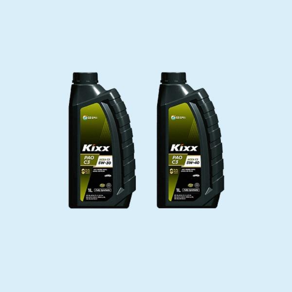 투싼NX4 1.6(가솔린)' 킥스파오 엔진오일 필터세트 공임포함 CFY-104 cs01083