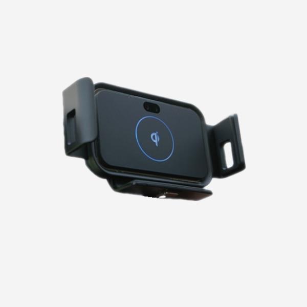 전차종공용' 더블 고속 무선충전 거치대 PAF-1526 cs41001 차량용품