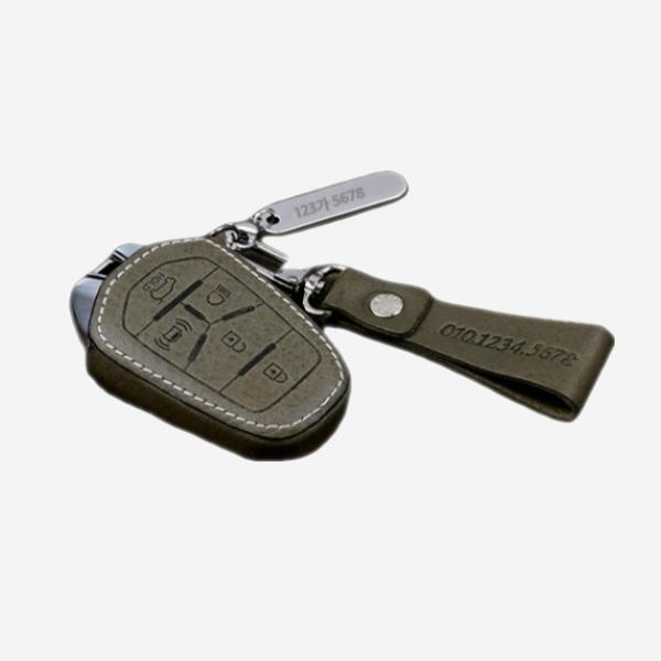 뷰티풀코란도 프리미엄 쌍용신 스마트 키케이스 PAT-5812 cs04018 차량용품