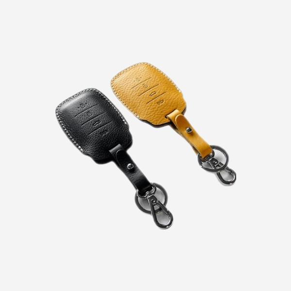 G70 헤르만 가죽 풀커버 키케이스  PCK-2508 cs01068 차량용품