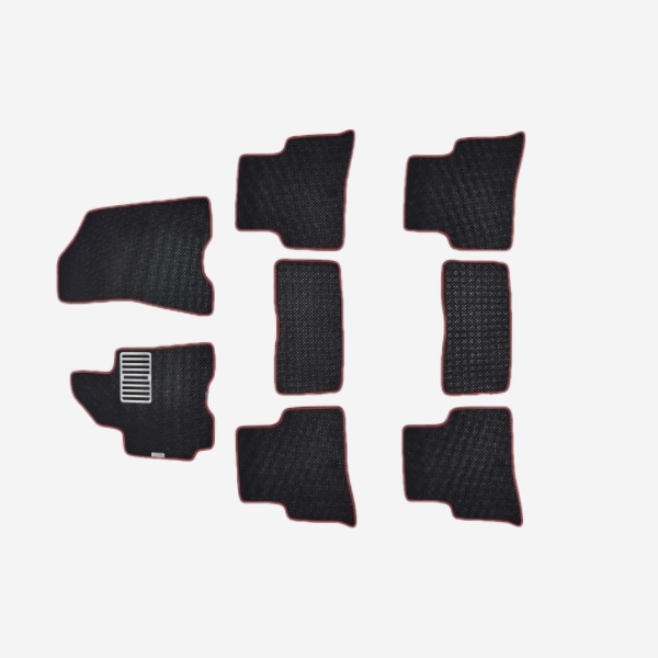 신형쏘렌토 (7인승) MQ4 서프라이즈 이중매트 1열+2열+3열 PCS-2189 cs02070 차량용품