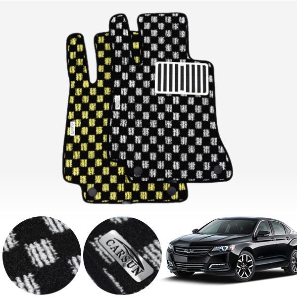 임팔라 킹덤 카펫 매트 1열만 PCS-2243 cs03034 차량용품