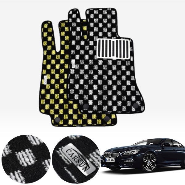 BMW 6GT G32 / 17.11.01~현재 킹덤 카펫 매트 1열만 PCS-2243 cs06044 차량용품
