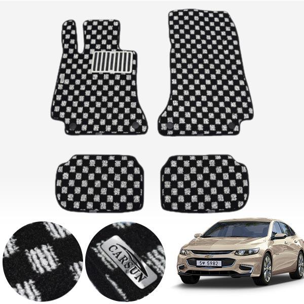 올뉴말리부 킹덤 카펫 매트 1열+2열 PCS-2243 cs03035 차량용품
