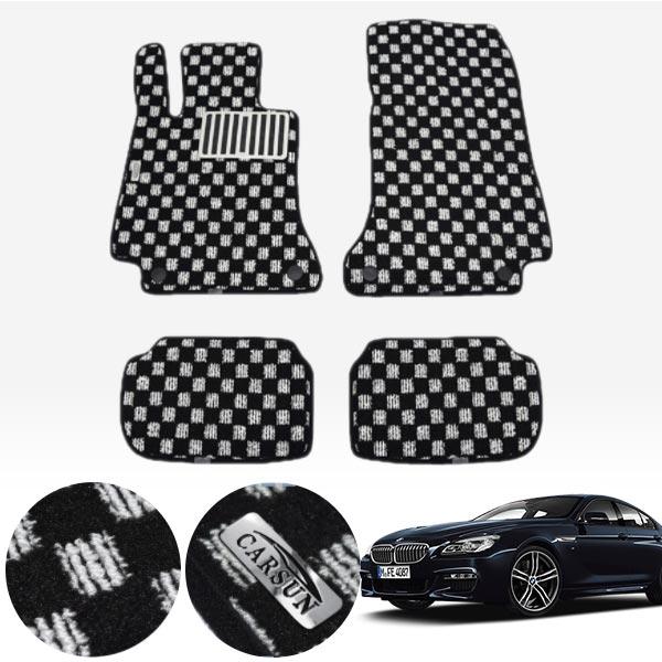 BMW 6GT G32 / 17.11.01~현재 킹덤 카펫 매트 1열+2열 PCS-2243 cs06044 차량용품