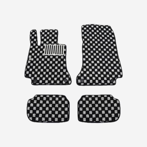 신형쏘렌토 (7인승) MQ4 킹덤 카펫 매트 1열+2열 PCS-2243 cs02070 차량용품