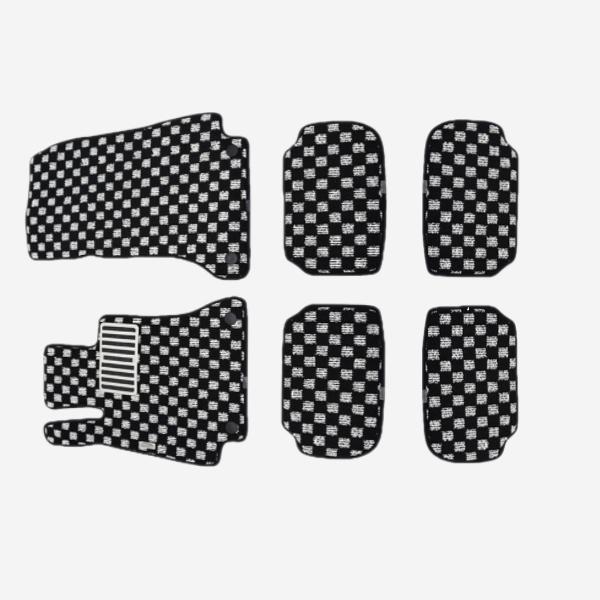 G4렉스턴 킹덤 카펫 매트 1열+2열+3열 PCS-2243 cs04016 차량용품
