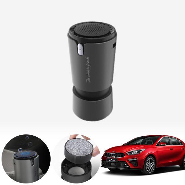 K3(올뉴)(18~) 컵홀더용 헤파 공기청정기 PFT-012 cs02063 차량용품