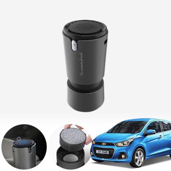 스파크(더넥스트)(15~) 컵홀더용 헤파 공기청정기 PFT-012 cs03033 차량용품