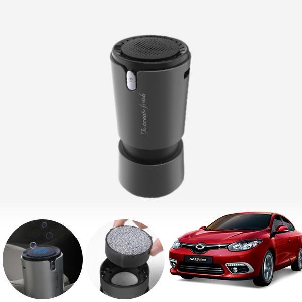 SM3(뉴/네오)(10~) 컵홀더용 헤파 공기청정기 PFT-012 cs05009 차량용품