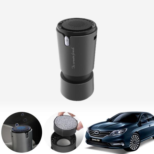 SM5(신형/노바)(10~15) 컵홀더용 헤파 공기청정기 PFT-012 cs05011 차량용품