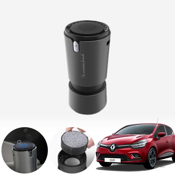클리오 컵홀더용 헤파 공기청정기 PFT-012 cs05015 차량용품