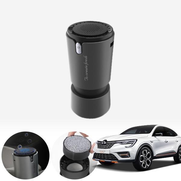 XM3 컵홀더용 헤파 공기청정기 PFT-012 cs05017 차량용품