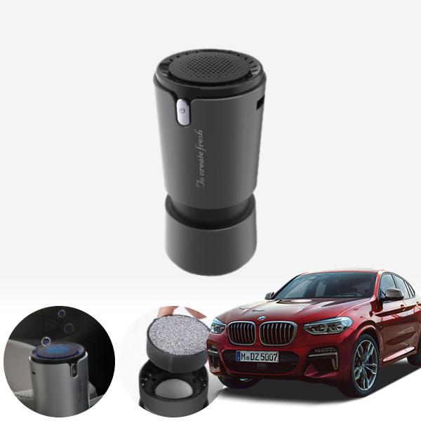 X4(F26)(14~18) 컵홀더용 헤파 공기청정기 PFT-012 cs06017 차량용품