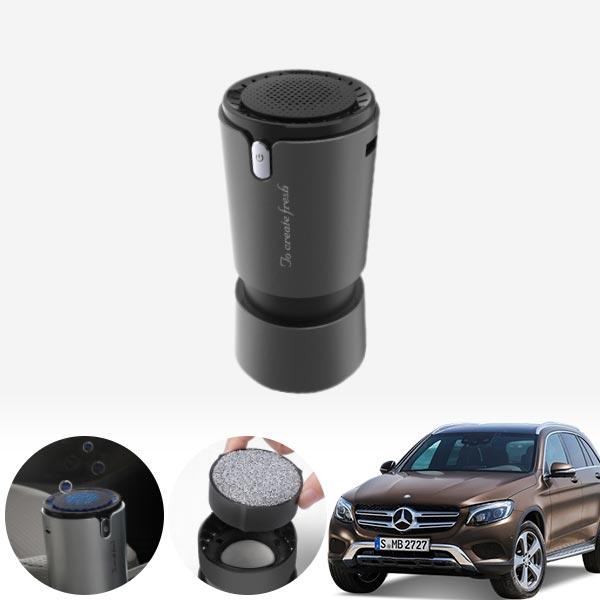 GLC클래스(X253)(15~) 컵홀더용 헤파 공기청정기 PFT-012 cs07032 차량용품