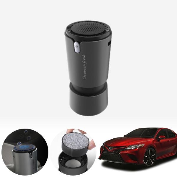 캠리(18~) 컵홀더용 헤파 공기청정기 PFT-012 cs14021 차량용품