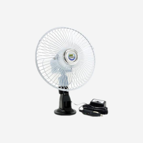 전차종공용' 차량용 자동차선풍기 에코 써큘레이터 6인치 PJC-4449186460 cs41001 차량용품