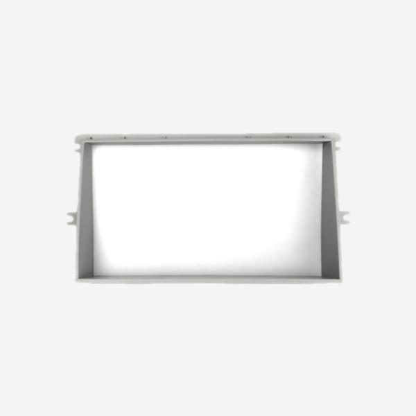 그랜져TG 내비마감재 오디오일체형 - 6CDC (그레이) PJY-103605 cs01036 차량용품