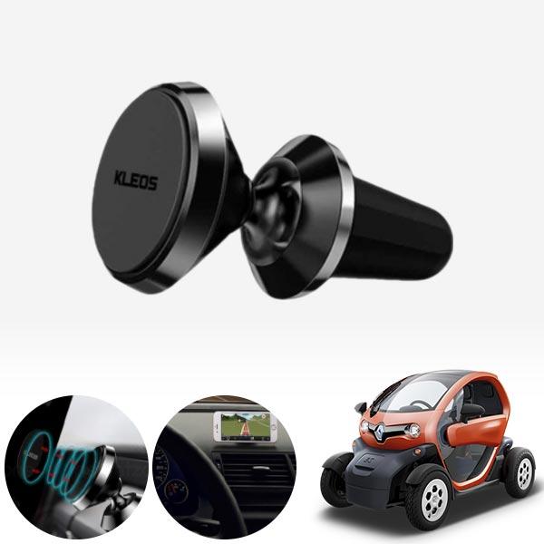 트위지 네오디움 초강력 알루미늄 핸드폰거치대 실버 PKL-103 cs05016 차량용품