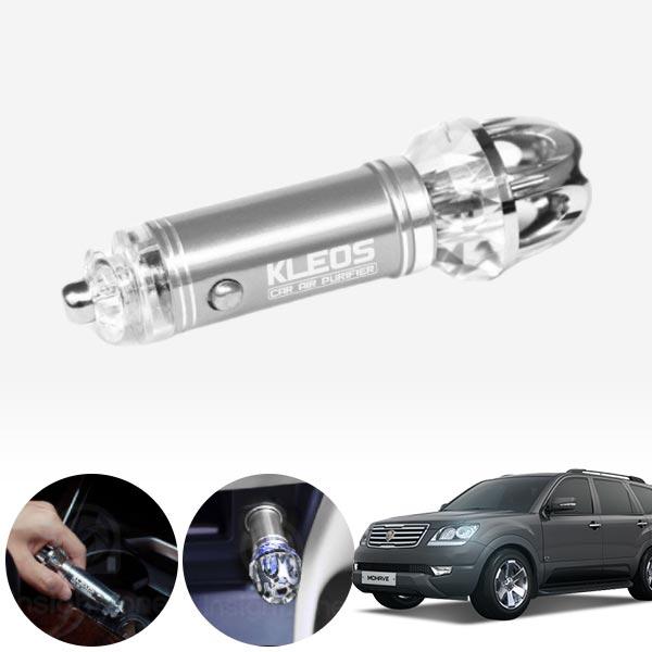 모하비 음이온 냄새제거 공기청정기 cs02034 차량용품