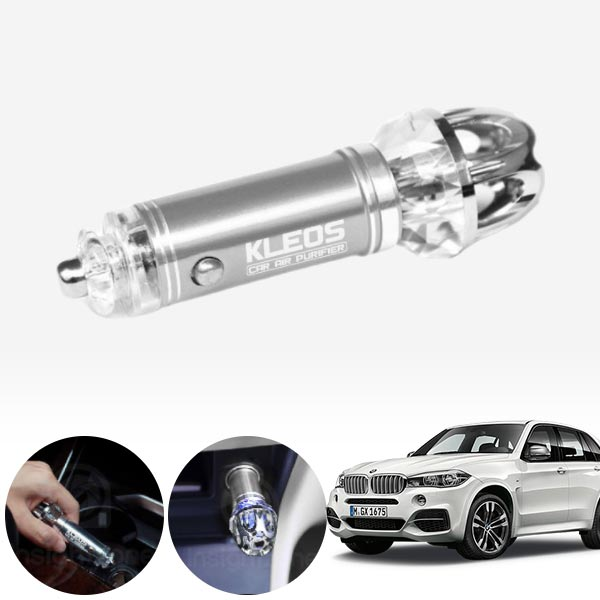X5(F15)(13~18) 음이온 냄새제거 공기청정기 cs06042 차량용품