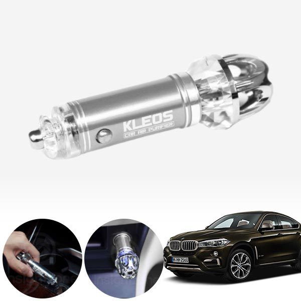 X6(F16)(15~) 음이온 냄새제거 공기청정기 cs06043 차량용품