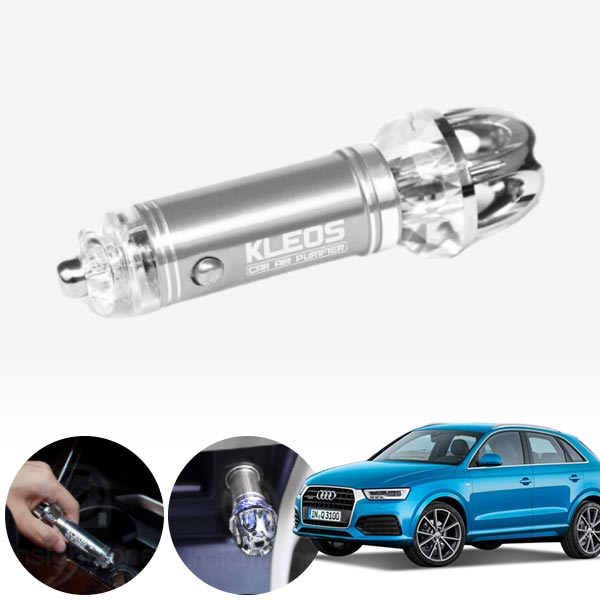 Q3(8U)(11~18) 음이온 냄새제거 공기청정기 cs08011 차량용품