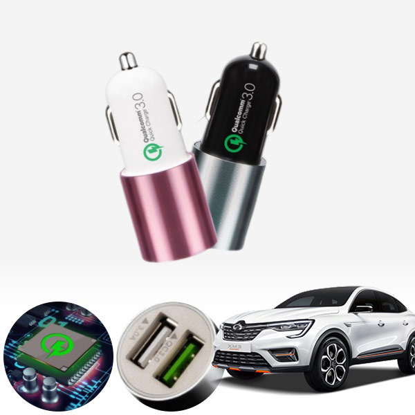 XM3 퀄컴 3.0 급속USB 차량용충전기 PMN-1544578722 cs05017 차량용품