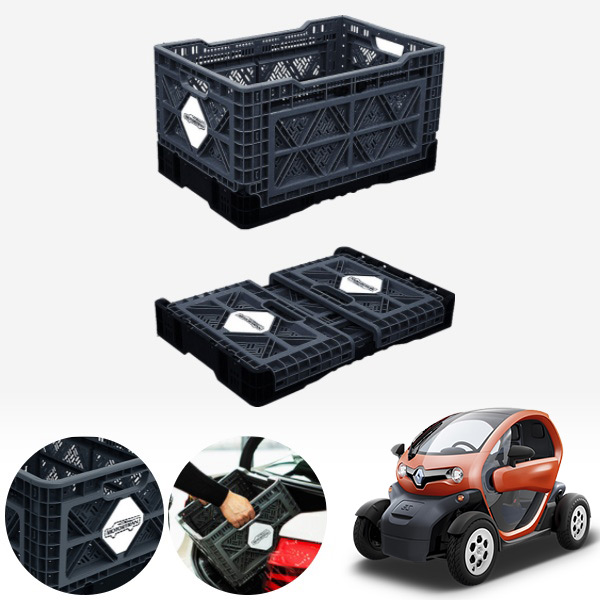 트위지 접이식 트렁크정리함 대형 PMN-1551335364 cs05016 차량용품