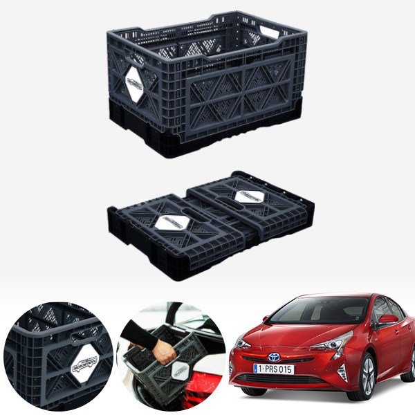 프리우스(4세대)(16~) 접이식 트렁크정리함 대형 PMN-1551335364 cs14023 차량용품