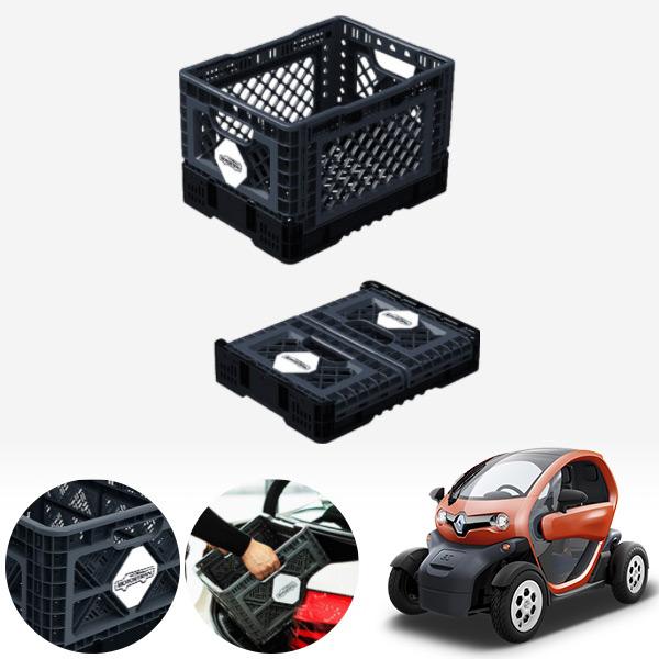 트위지 접이식 트렁크정리함 중형 PMN-1551335364 cs05016 차량용품