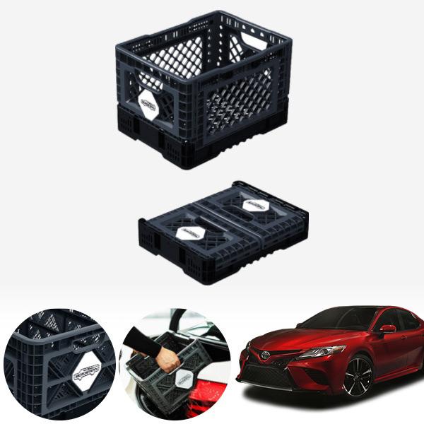 캠리(18~) 접이식 트렁크정리함 중형 PMN-1551335364 cs14021 차량용품