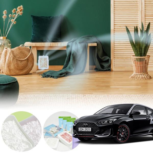 벨로스터N 차량용 다목적 천연 탈취제 PMN-1558405685 cs01070 차량용품