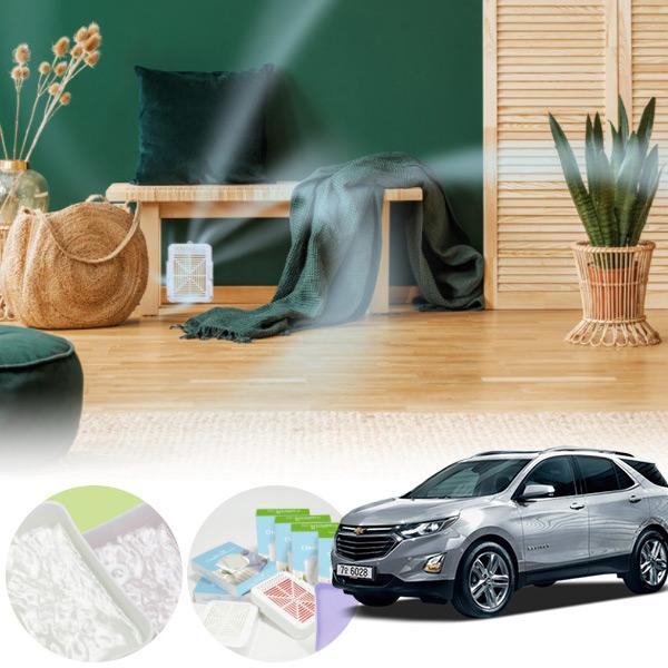이쿼녹스 차량용 다목적 천연 탈취제 PMN-1558405685 cs03038 차량용품