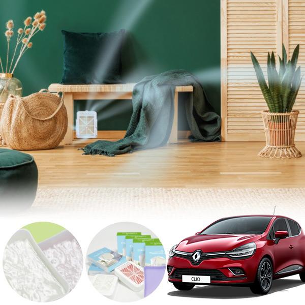 클리오 차량용 다목적 천연 탈취제 PMN-1558405685 cs05015 차량용품