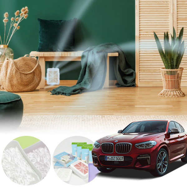 X4(F26)(14~18) 차량용 다목적 천연 탈취제 PMN-1558405685 cs06017 차량용품