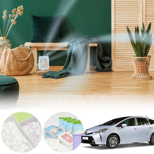 프리우스V(15~) 차량용 다목적 천연 탈취제 PMN-1558405685 cs14024 차량용품