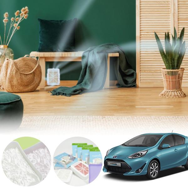 프리우스C(18~) 차량용 다목적 천연 탈취제 PMN-1558405685 cs14025 차량용품