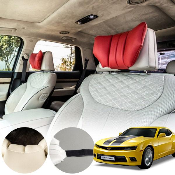 카마로 각도조절 서포트 목쿠션 PMN-1586844241 cs03039 차량용품