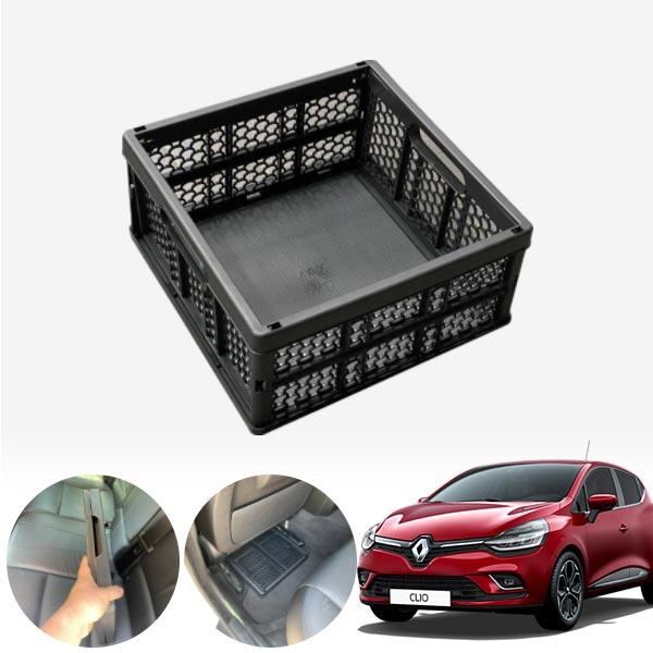 클리오 모비스순정 접이식 트렁크정리함 차량용품 cs05015