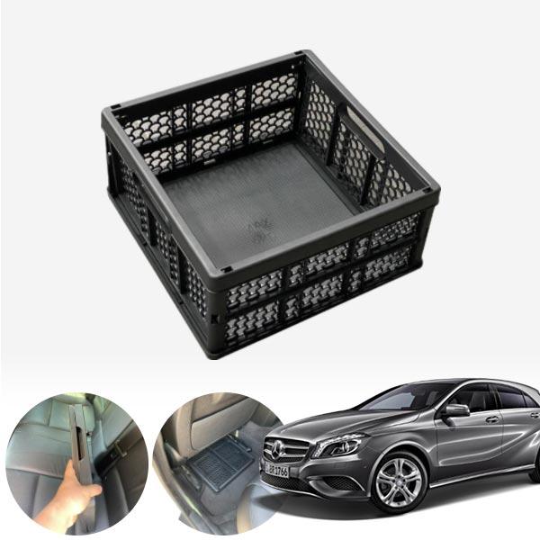 A클래스(W176)(13~18) 모비스순정 접이식 트렁크정리함 차량용품 cs07001