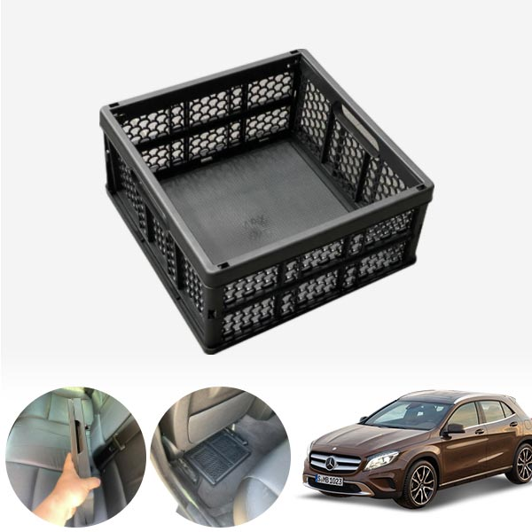 GLA클래스(X156)(14~) 모비스순정 접이식 트렁크정리함 차량용품 cs07013