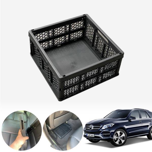 GLE클래스(W166)(15~) 모비스순정 접이식 트렁크정리함 차량용품 cs07033