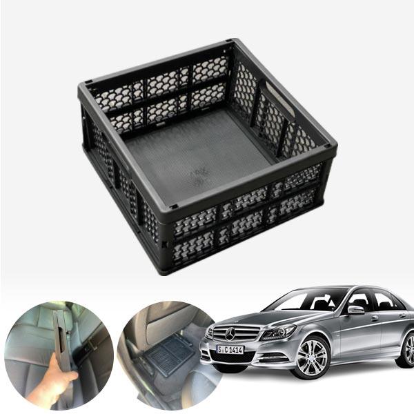 C클래스(W205)(14~) 모비스순정 접이식 트렁크정리함 차량용품 cs07035