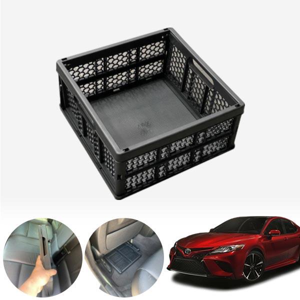 캠리(18~) 모비스순정 접이식 트렁크정리함 차량용품 cs14021