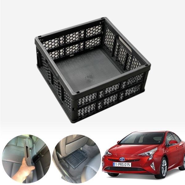 프리우스(4세대)(16~) 모비스순정 접이식 트렁크정리함 차량용품 cs14023