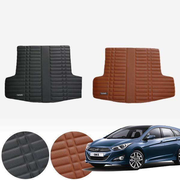 i-40 가죽 트렁크 매트 PMR-007 cs01012 차량용품
