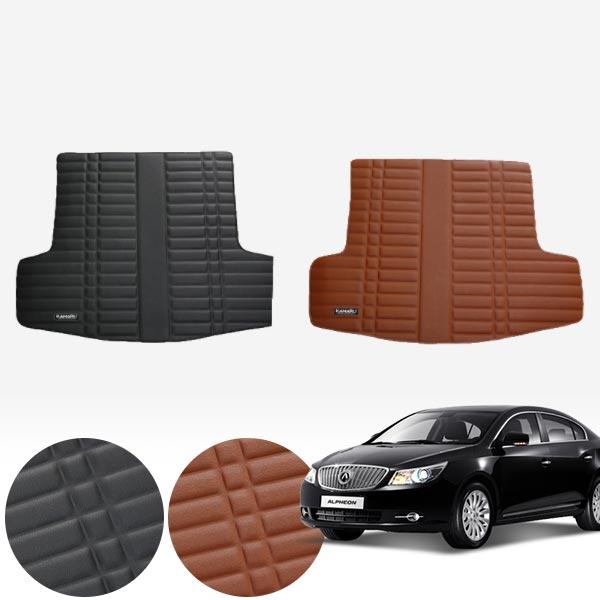 알페온 가죽 트렁크 매트 PMR-007 cs03022 차량용품